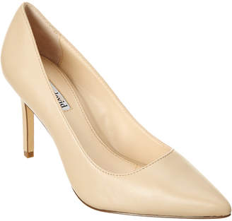 Charles David Denise Leather Pump