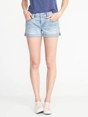 "Old Navy Boyfriend Shorts for Women (3"")"