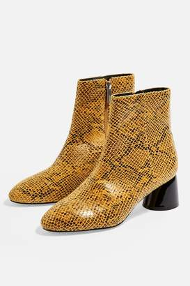 Topshop BLAIR Heeled Ankle Boots