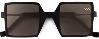 Va Va Vava oversized square sunglasses