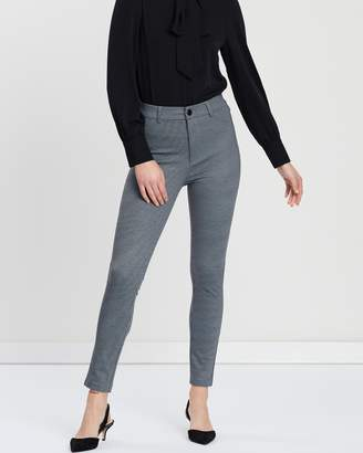 Forcast Justice Mini Houndstooth Leggings