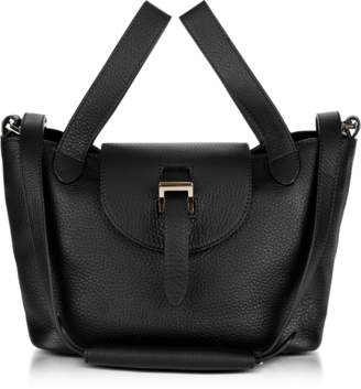 Meli-Melo Black Thela Mini Cross Body Bag
