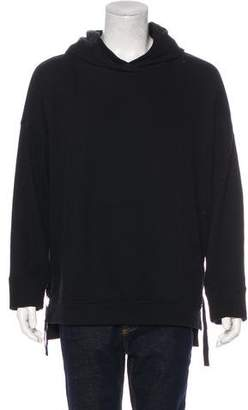 Stampd Hooded Pullover Sweater