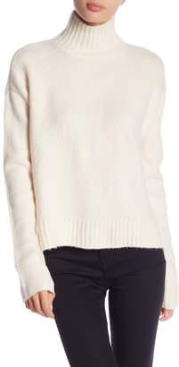Romeo & Juliet Couture Long Sleeve Knit Turtleneck