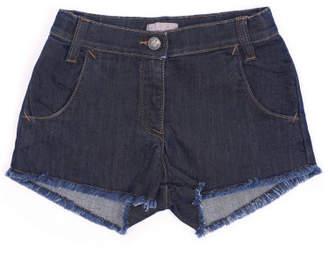 Emile et Ida Cat Pocket Shorts