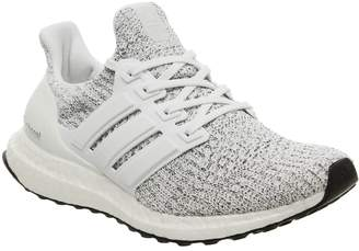 adidas Ultraboost Ultra Boost Trainers White Grey White