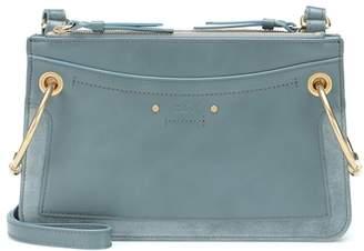 Chloé Roy Mini leather crossbody bag