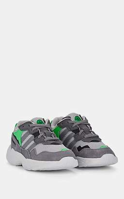 9aab9bee6 ... at Barneys New York · adidas Infants  Yung-96 Suede   Mesh Sneakers -  Gray