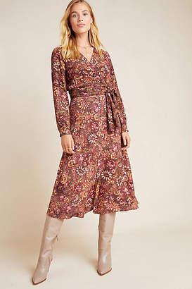 Kachel Sadie Floral Midi Skirt