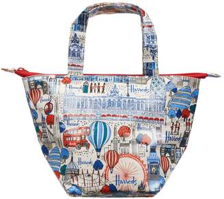 Harrods Pretty City Insulated Lunch Tote