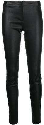 Alice + Olivia (アリス オリビア) - Alice+Olivia skinny leather trousers
