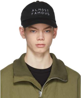 Almost Famous Nasaseasons Black Cap