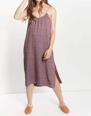 Madewell The Odells Anya Slip Dress