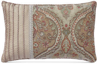 "Croscill CLOSEOUT! Birmingham 21"" x 14"" Boudoir Decorative Pillow"