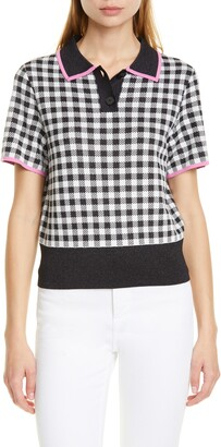 Kate Spade Summer Polo Sweater