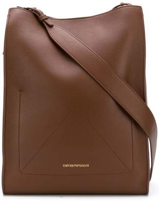 Emporio Armani large shoulder bag