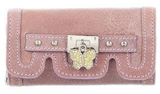 Anna Sui Anna Sui Leather Key Pouch