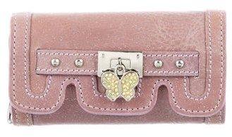 Anna SuiAnna Sui Leather Key Pouch