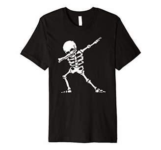 IDEA Dabbing Skeleton Dab Funny Gift for men women kids cute Premium T-Shirt
