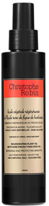 Christophe Robin Regenerating Plant Oil with Rare Prickly Pear Seed Oil, 5.0 oz./ 125 mL