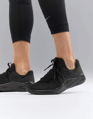 Nike Training V8 Free Sneakers In Black AH9395-003