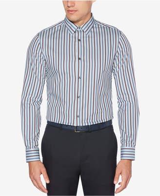 Perry Ellis Men's Stripe Performance Shirt