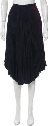 Timo Weiland Plisse Midi Skirt w/ Tags