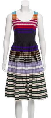 Jonathan Saunders Sleeveless Midi Dress