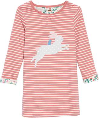 Boden Mini Reversible Jersey Dress