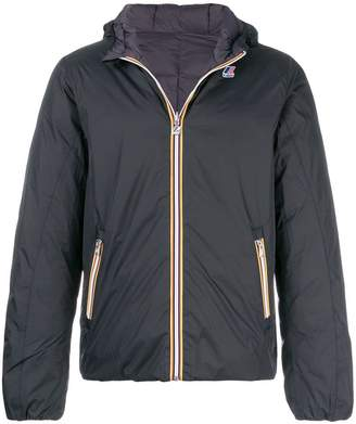 K-Way padded loose jacket