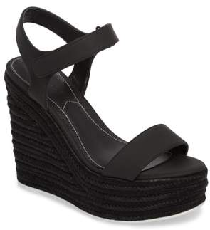 KENDALL + KYLIE Grand Sport Espadrille Wedge Sandal