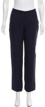 Philosophy di Alberta Ferretti Mid-Rise Linen Pants w/ Tags