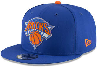 New Era New York Knicks Team Cleared 9FIFTY Snapback Cap