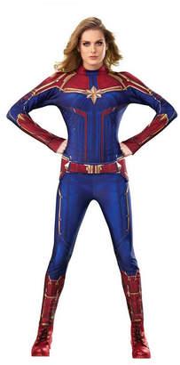 BuySeasons Women Captain Marvel Hero Suit Adult Costume