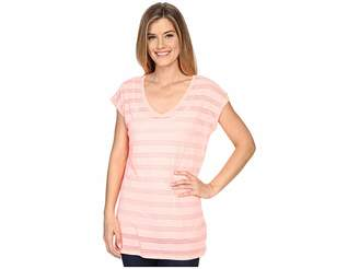 Carve Designs Cannon Tunic Women's Short Sleeve Pullover