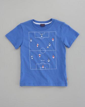 Paul Smith Sport Field T-Shirt, Sizes 2-6
