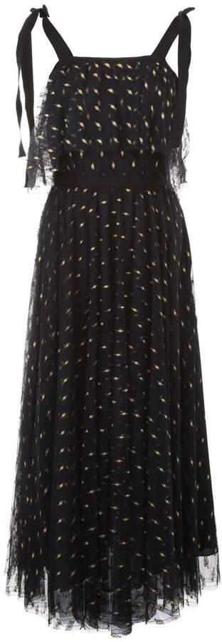 Midi Tulle Dress