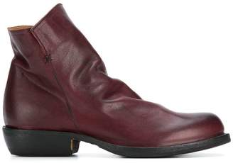 Fiorentini+Baker zipped ankle boots