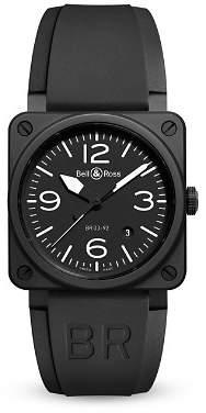 Bell & Ross BR 03-92 Black Matte Watch, 42mm