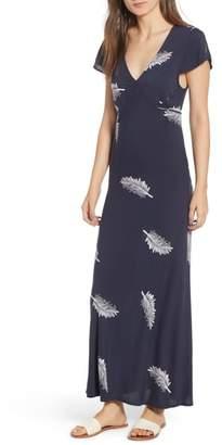 Obey Plume Maxi Dress