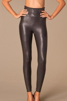 Spanx Faux Leather Leggings $120 thestylecure.com