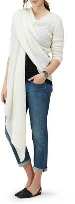 Isabella Oliver Maternity Wrap Cardigan