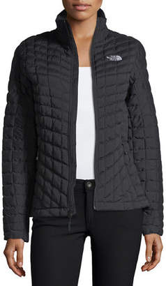 The North Face ThermoBallTM All-Weather Quilted Jacket $220 thestylecure.com