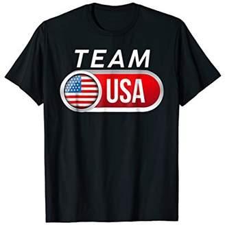 American Flag Men Women T-shirt