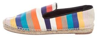 Celine Striped Multicolor Espadrilles