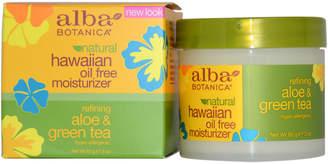 Alba l 3Oz Hawaiian Green Tea Oil Free Moisturizer