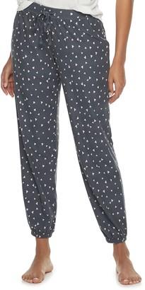 So Juniors' SO Elastic-Hem Pajama Pants