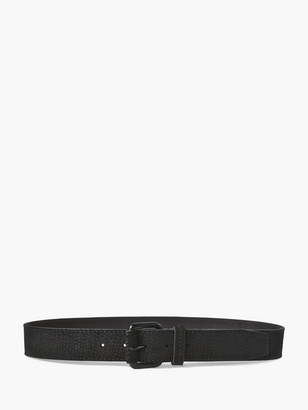Suede Textured Belt $98 thestylecure.com