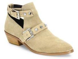 Rebecca MinkoffRebecca Minkoff Abigail Leather Ankle Boots