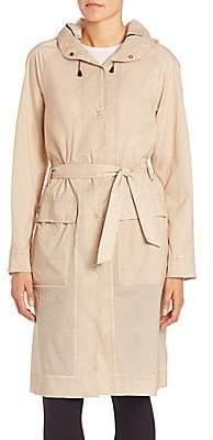 Helly Hansen Women's Snap Front Trench Coat